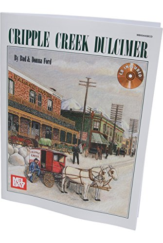 Mel Bay's Cripple Creek Dulcimer Book (Package Of 3)