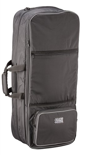 Cushy Deluxe Oblong Carry All Backpack Viola