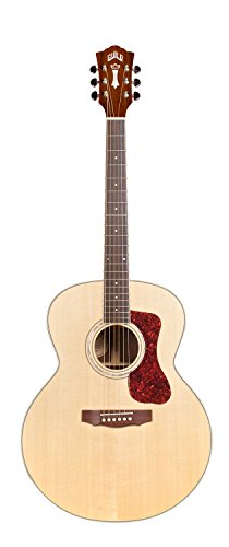 Guild Westerly Collection F-150 Acoustic Guitar in Natural