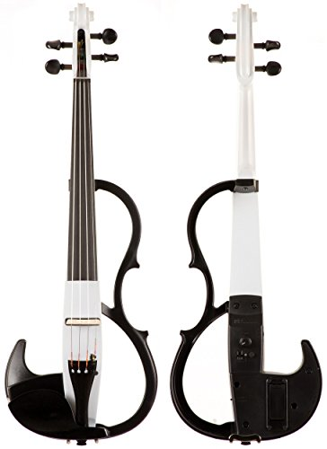 Yamaha SV-200 Silent Electric Pearl White 4/4 Violin