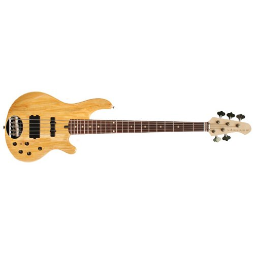 Lakland 5514-R-NAT 5-String Bass Guitar, Natural