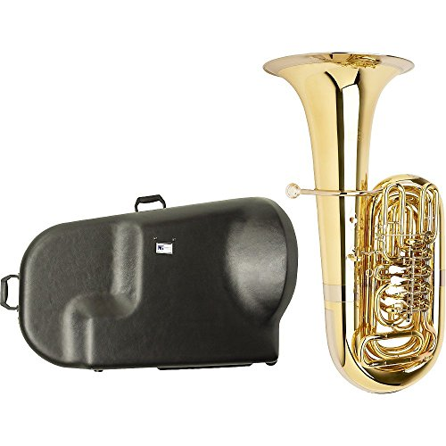 Miraphone S186 Standard Series 5-Valve BBb Tuba with Hard Case