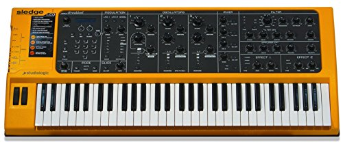 Studiologic Sledge 2.0 61-Key Synthesizer with Aftertouch