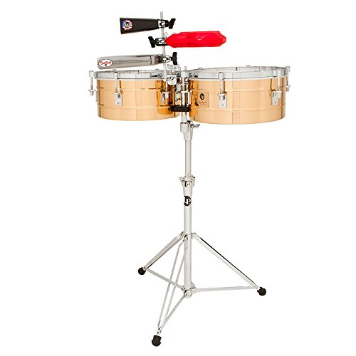 LP 14″ & 15″ Tito Puente Timbales – Bronze