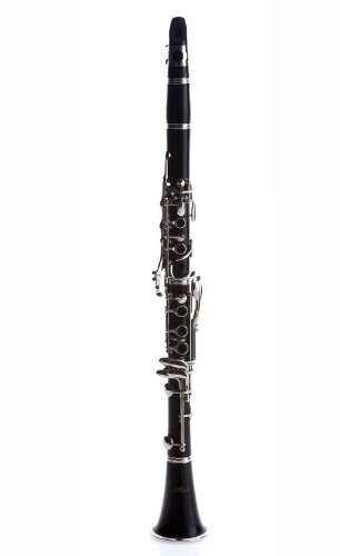 Hawk WD-C211 Bb Clarinet Outfit Glossy Finish with Case, Mouthpiece and Reed