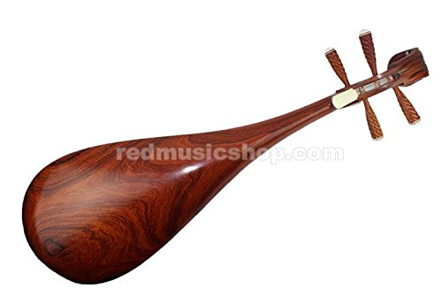 Concert Grade Rosewood Pipa, Private Brand, Chinese Pipa Lute