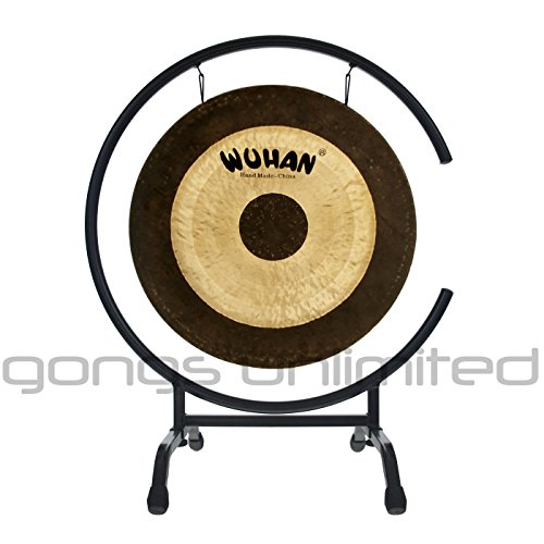 16″ Wuhan Chau Gong on High C Gong Stand