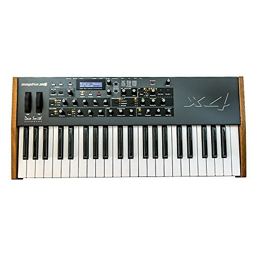 Dave Smith Instruments Mopho x4 4-Voice Analog Synthesizer