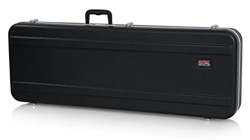 Gator Cases ABS Plastic Electric Guitar Case, Extra Long Version