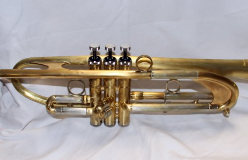 """Navajo """"Spirit"""" series 3 Custom Trumpet Let your sound Soar with this New Bb Trumpet"""