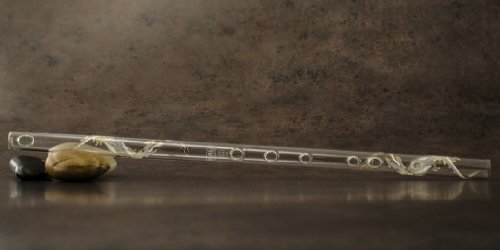 Hall Crystal Flute 11709 – Flute in G – White Dragon