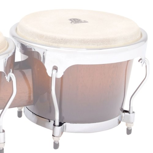 Latin Percussion LPM930 Mini Bongo Bottom, Small – Chrome