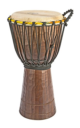 X8 Drums Jammer African Djembe, Small
