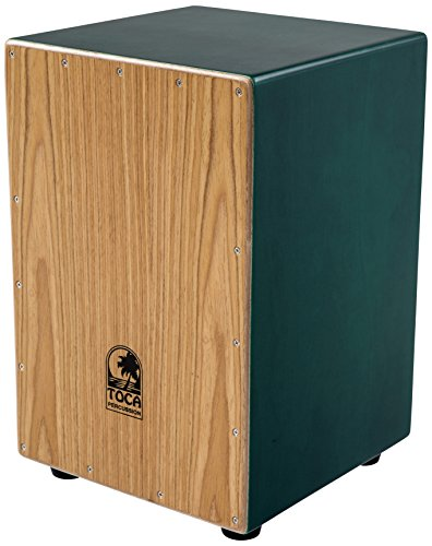 Toca TCCJ-GN Colorsound Cajon, Green