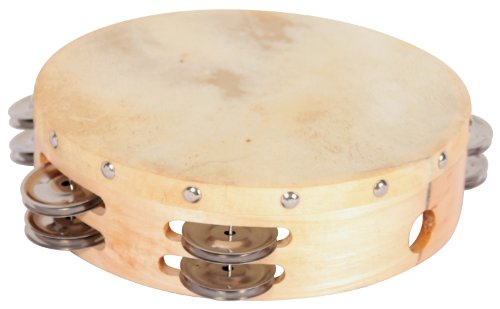 HW Products T8HD 8In. Double Tambourine