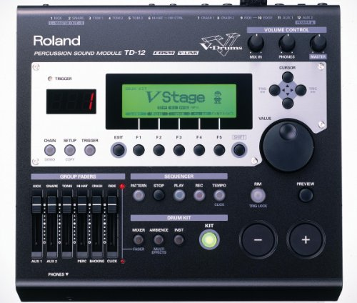 Roland TD-12 Percussion Sound V-Drum Electronic Module
