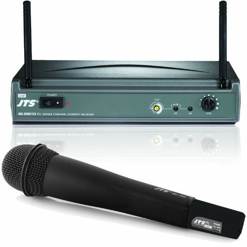 JTS JTS-HHS1 Wireless Microphones and Wireless Microphone Systems