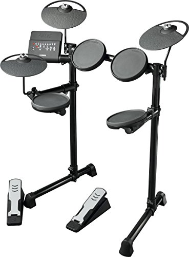 Yamaha DTX Series DTX400K 10-Inch Electronic Drum Set [Electronics]