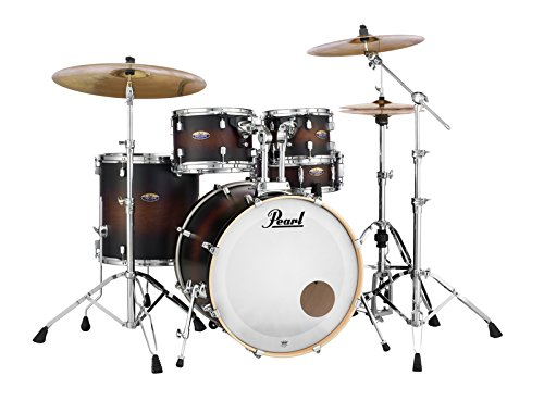 Pearl Decade Maple 10″x7″ tom DMP1007T/C260 SATIN BROWN BURST Drum