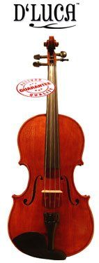 D'Luca PDZ02-16.5 16.5-Inch Orchestral Series Viola Outfit
