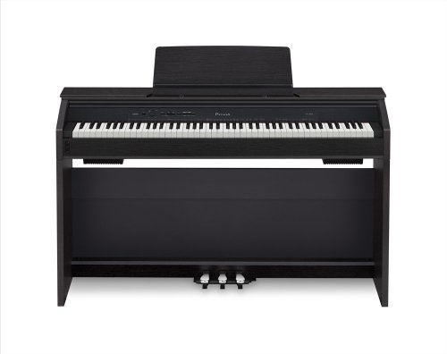 Casio Privia PX-850 Scaled and Weighted Hammer-Action Keyboard Four Position Piano Lid Simulation Digital Piano
