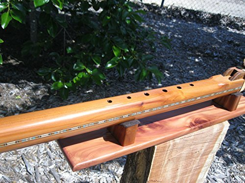 """Native American Flute – Bass Flute – Hand Made – Aromatic Cedar – Deep Low B Do Not pay for product insurance offered at """"buy it now"""" button…it is not part of my listings,"""