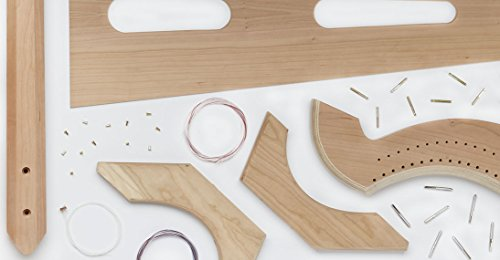 The Belle Harp DIY Kit – Small and Lightweight