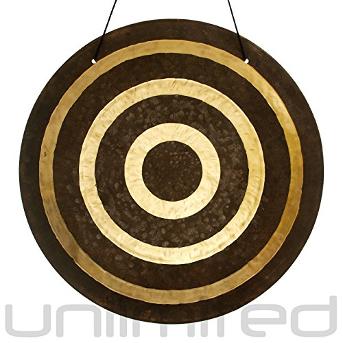 40″ Solar Flare Gong