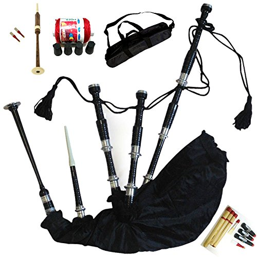 Bagpipes kit for beginner with tutor book
