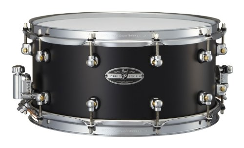 Pearl HEAL1465 14 x 6.5 Inches Hybrid Exotic Snare Drum – Cast Aluminum