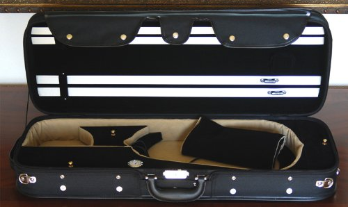 D Z Strad Viola Case adjustable for 14″-16.25″ Viola