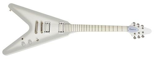 """Epiphone Limited Edition Brendon Small """"Snow Falcon"""" Electric Guitar Outfit"""