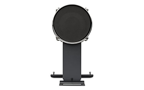 Alesis Mesh Kick Pad 8 | 8″ Mesh Head Bass Drum Pad with Acoustic Feel for Electronic Drum Modules (Stand & Cable included)