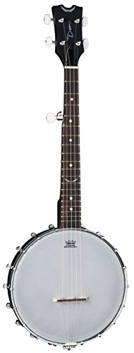 Dean BW MINI BKS Backwoods Mini Travel Banjo, Bks