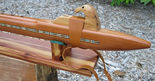 Native American Flute – Bass Key of low C – Handmade – Aromatic Cedar – Concert/professional level – awesome sound
