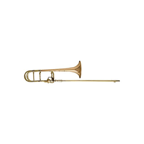 Schilke ST20 Custom Axial Series F Attachment Trombone RYY/S1 Rose Bell, Yellow Crook, Yellow Square Tuning Slide