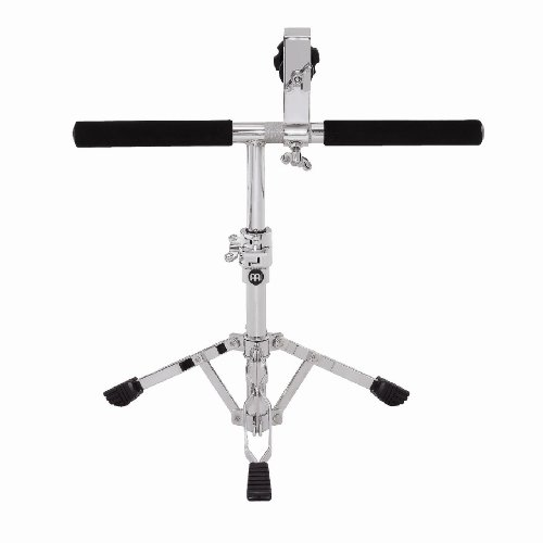 Meinl Percussion TMB-S Double Braced Tripod Bongo Stand for Seated Players, Chrome