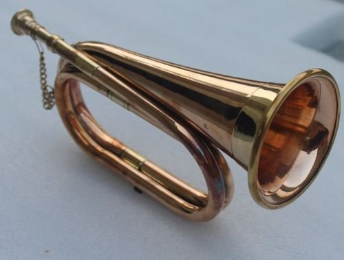 Bugle Copper & Brass Scout for Parade