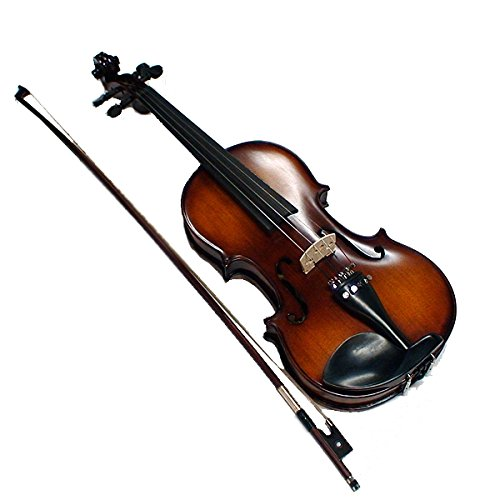 Conrad Pfeifer Full Sized 16 inch Viola includes Bow and Case with Hydrometer