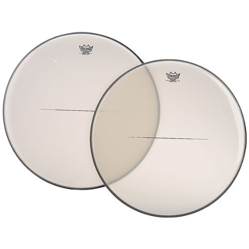 Remo RC-2800-RA 28-Inch Bass Drum Heads