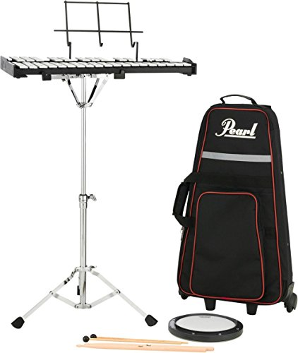 Pearl PK910C Percussion Kit, Nylon Backpack-style Carrying Case with Wheels