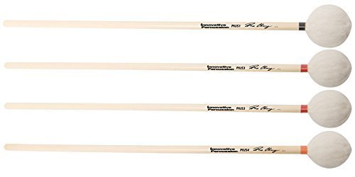 Innovative Percussion PIUS-GS Pius Cheung Series Mallet Pack