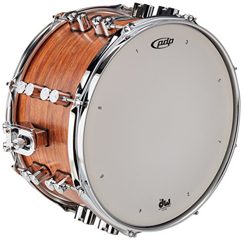 Pacific by DW Limited Edition Bubinga/Maple Snare Drum 7×13″
