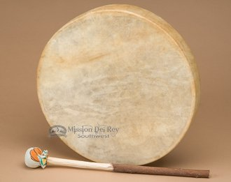 Shaman Drum 12″ -One Sided Native Drums