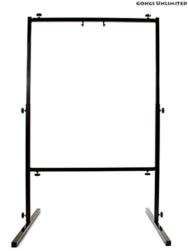 Rambo Rimbaud Gong Stand for Gongs up to 26″ Gongs with Carrying Bag