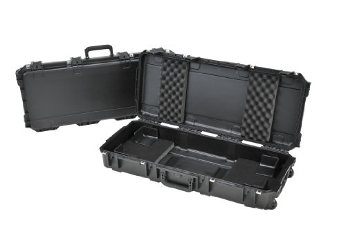 SKB Injection Molded Waterproof Keyboard Case 34 x 13 1/2 x 4 1/2 Inches (3I-3614-KBD)