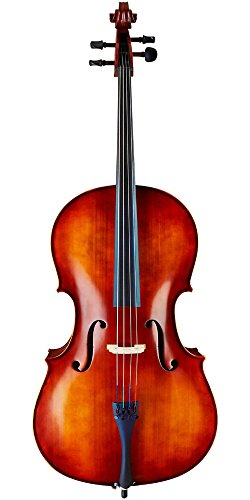 Knilling 154S Sebastian Solid Series Cello Outfit 4/4