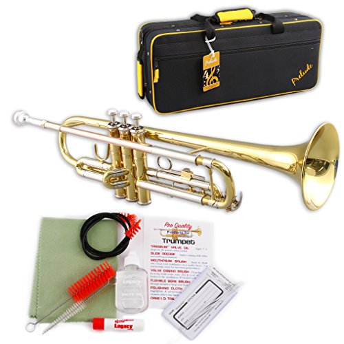 Selmer Prelude TR711 Student Bb Trumpet with Legacy Care Kit