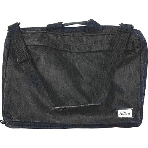 Altieri Flute Gig Bags, Bass/Alto/Flute/Piccolo Combo With Two Pockets