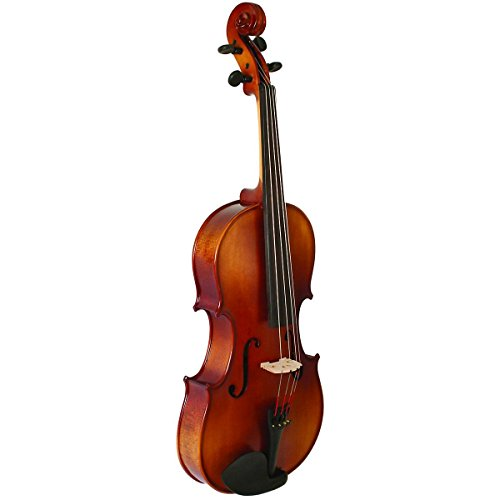Knilling School Viola Outfit (16 1/2-Inch, Shaped Case, Perfection Pegs, Wood Bow)
